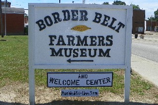 The Border Belt Museum is now the official Welcome Center for the Town