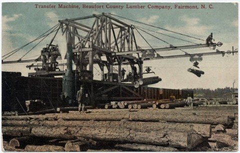 Beaufort County Lumber Company